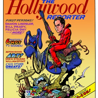 The Hollywood Reporter: Comic-Con Issue
