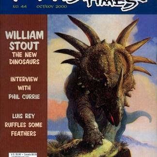 Prehistoric Times #44