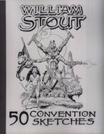 William Stout - 50 Convention Sketches - Volume 15
