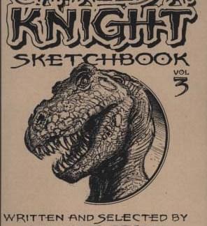 Charles R. Knight Sketchbook - Volume 3