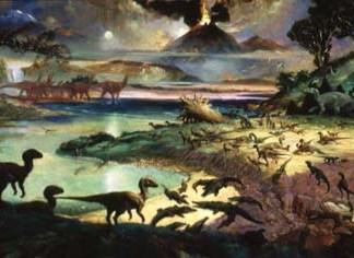 Lower Cretaceous Antartica