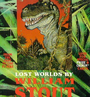 Lost Worlds of WS - 90 Card set