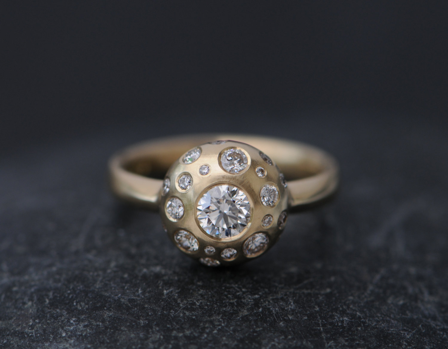 engagement pink diamond gold ideas with wedding conflict raw ring free rings