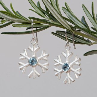 blue-topaz-snowflake-earrings