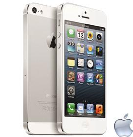 Este é o iPhone 5 da Apple. Veja abaixo o da Gradiente.