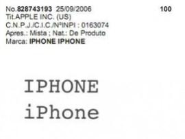 Revista do INPI traz deliberações sobre uso da marca iPhone no Brasil Foto: RPI / Reprodução