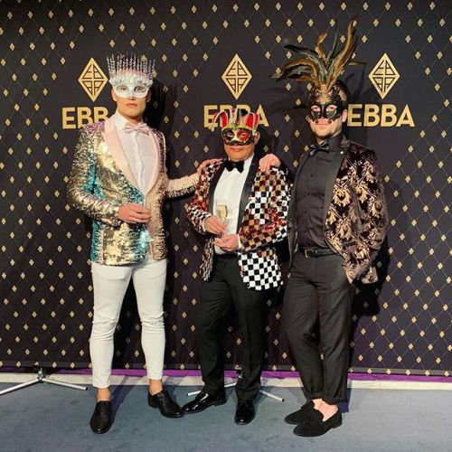 Vilken magisk EBBA 2019 #ebba2019