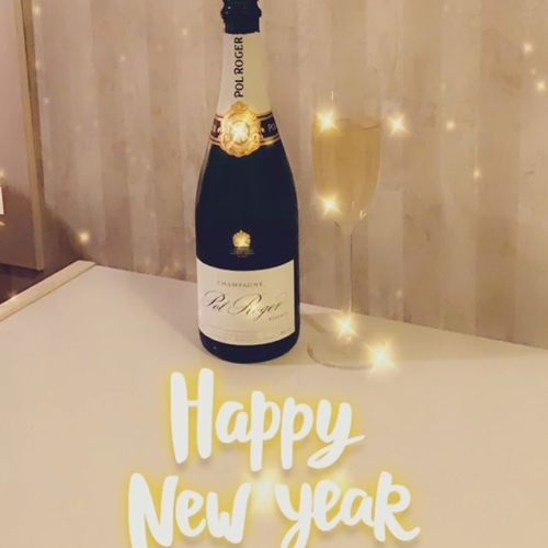 Gott nytt år önskar jag er alla 🍾🥂 #gottnyttår #happynewyear #welcome2020