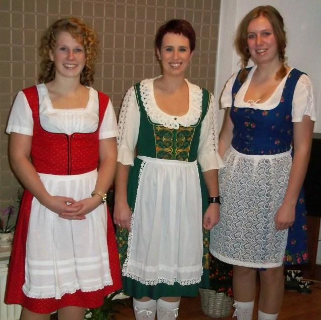 Oktoberfest kostuum