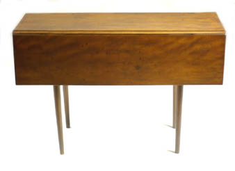 Dining Table Shaker Drop Leaf Dining Table