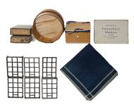 Lot 126: Shaker Objects