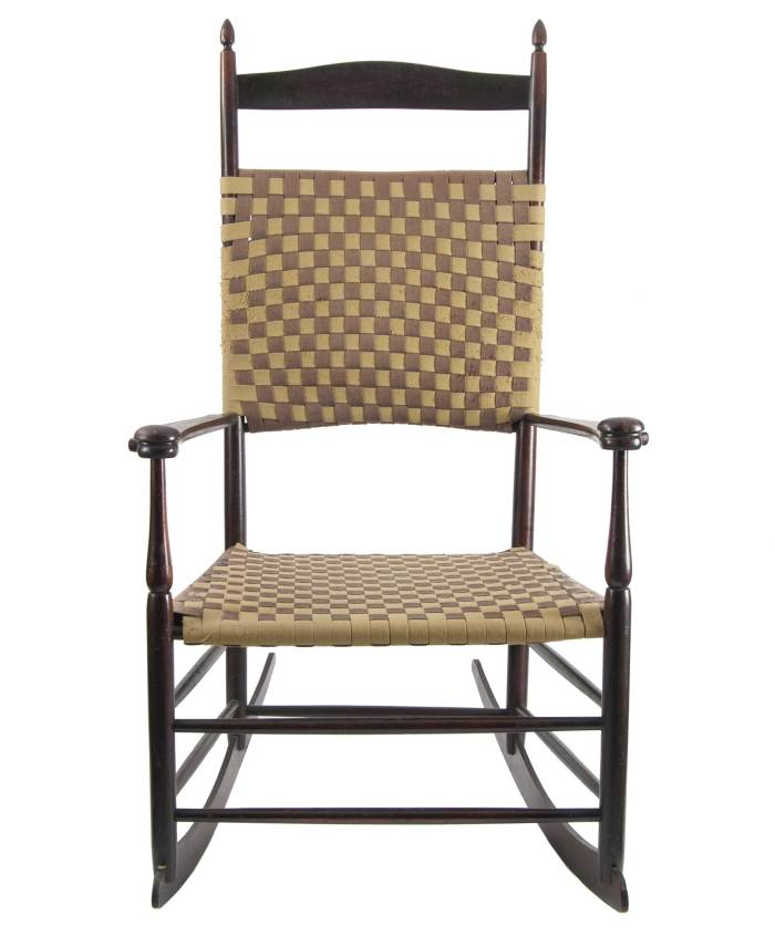 Lot 135: Rocking Chair