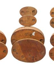 Lot 139: Box Forms and Tin Plates