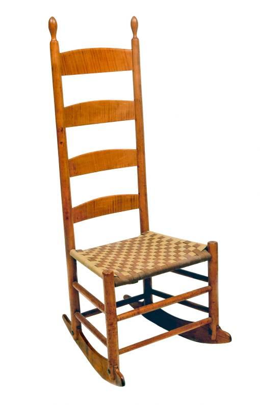 Lot 15: Rocking Chair