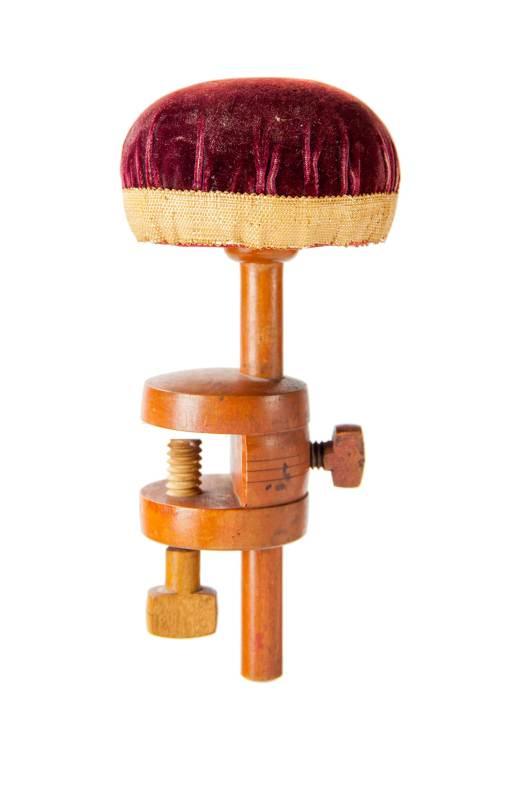 Lot 26: Table Clamp Pincushion