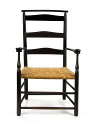 Lot 64: Child's Armchair