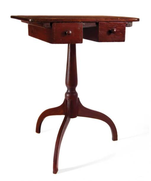Lot 65: Sister's Sewing Stand