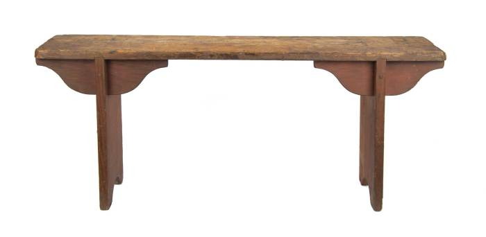 Lot 82: Work Bench