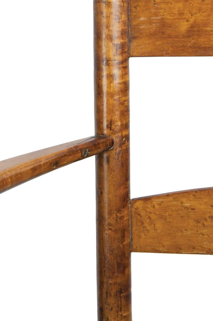 Lot 96: Rare Rocking Chair