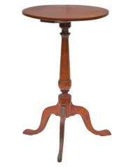 Lot 102: Candlestand