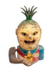 Lot 108A: Pineapple Head Bank