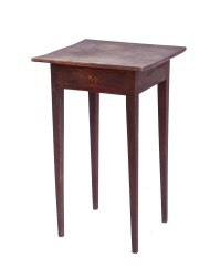 Lot 122: Early 19th C. Stand