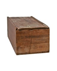 Lot 139: 19th C. Pine Box with Contents