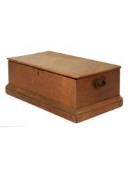 Lot 159: 19th C. Storage Box