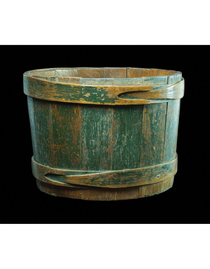 Lot 165C: Firkin and Half Barrel