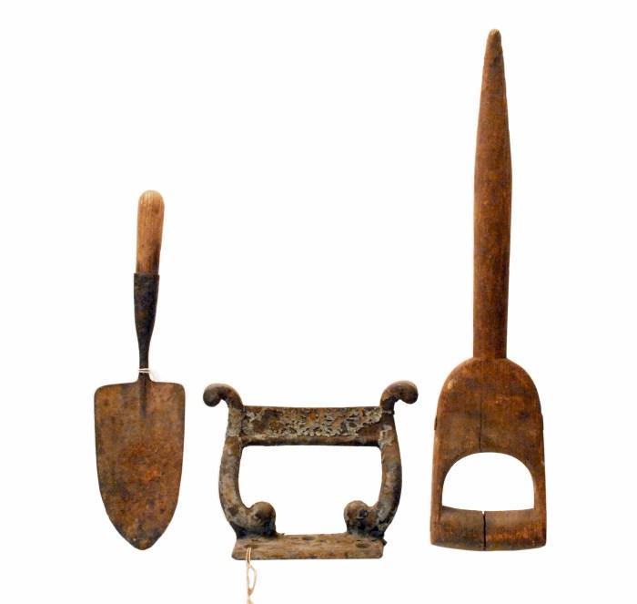 Lot 202: Three Tools