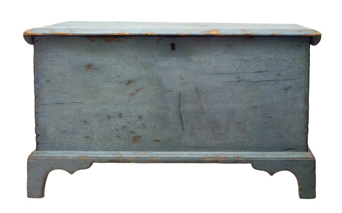 Lot 204: Blanket Box