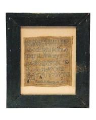 Lot 67: Sampler - 1819