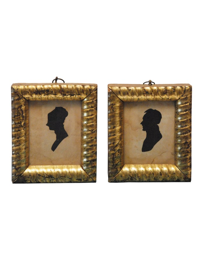 Lot 83: Silhouettes