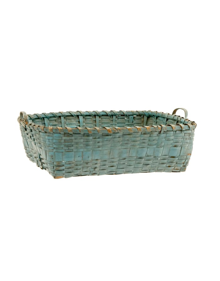Lot 92: Side Handle Basket