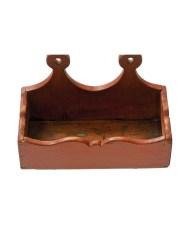 Lot 11A: 19th C. Pine Wall Box