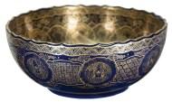 Lot 144: Ver Fine Satsuma Bowl