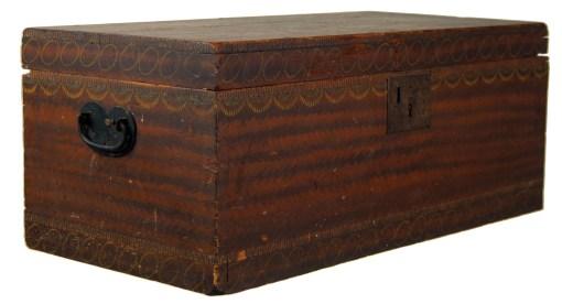 Lot 33: Storage Box