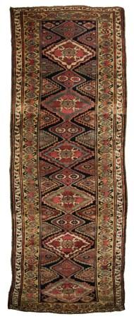 Lot 38A: Turkoman Area Rug