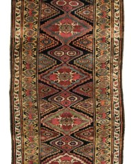 Lot 38A: Turkoman Area Rug