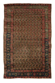 Lot 38B: 19th c. Feraghan Rug