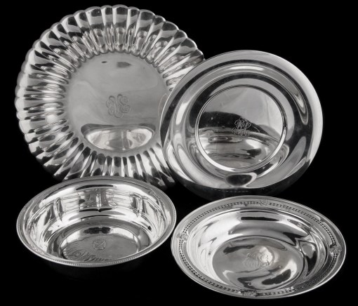 Lot 46B: Group of Sterling Silver
