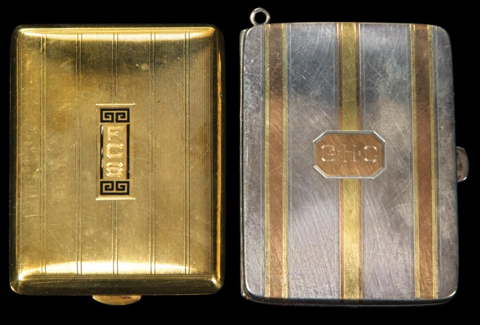Lot 77: Two Compacts