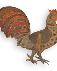 rooster, weathervane
