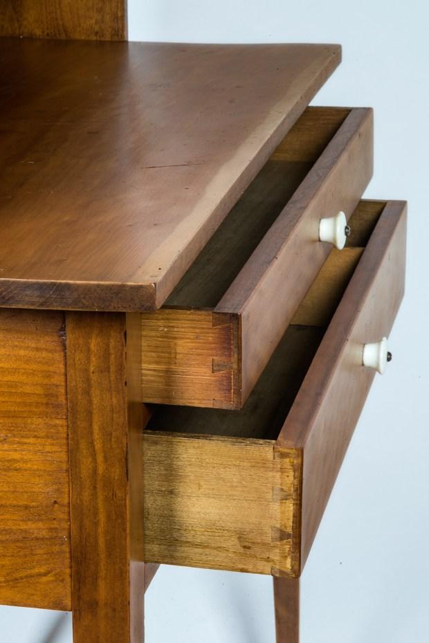 Orren Haskins Shaker Desk Drawers