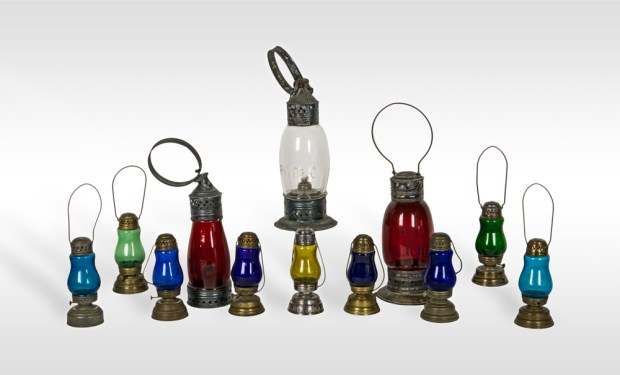 Skater Lamps and Lanterns