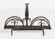 18th C. Swivel Toaster