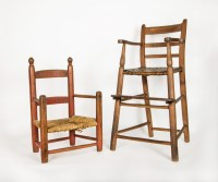 Early 19th C. Children's Chairs