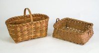 Two 19th C. Baskets