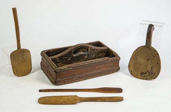 Woodenware Collection