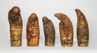 Five Chinese Figures